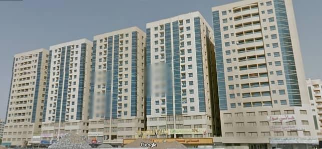 1 Bedroom Flat for Rent in Garden City, Ajman - 1 Bed/Hall AED 16,000 in Garden city Open Kitchen