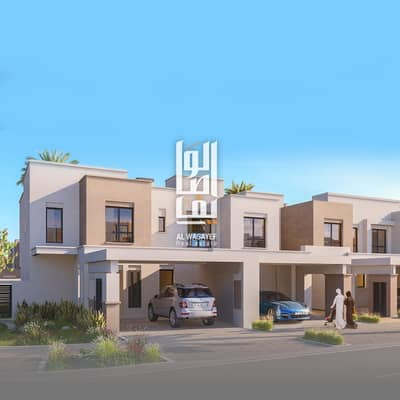 3 Bedroom Townhouse for Sale in Town Square, Dubai - 3BR  perfect for Family |Zero  Commission..