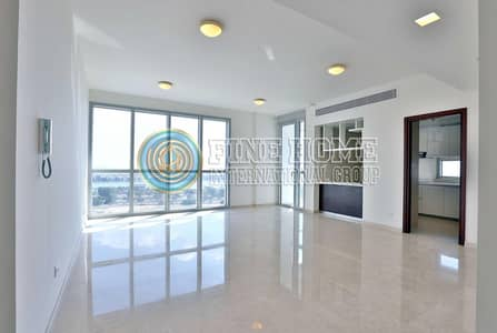 2 Bedroom Flat for Rent in Zayed Sports City, Abu Dhabi - Sea view 2BR apartment in Zayed Spot City