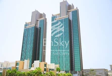 4 Bedroom Flat for Sale in Al Reem Island, Abu Dhabi - HOT- Biggest 3+M+Study Room with Full Sea View!