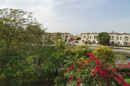 3 Bedroom Villa for Rent in The Springs, Dubai - Back to Back - Open House - Type 2E