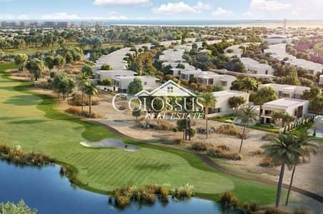 3 Bedroom Villa for Sale in Yas Island, Abu Dhabi - Three Bedroom Villa in the new Aldar development - Yas Acres