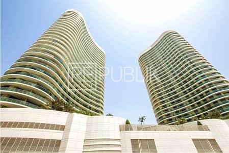 فلیٹ 1 غرفة نوم للايجار في جزيرة الريم، أبوظبي - Book your Lovely 1BR Apartment in Beach Towers Now