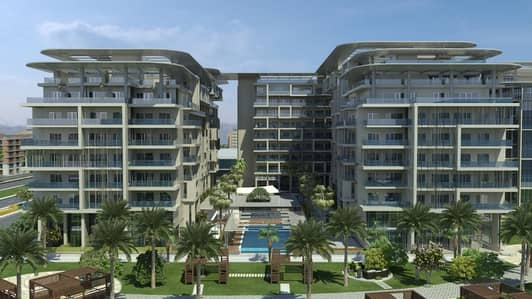 3 Bedroom Townhouse for Sale in Masdar City, Abu Dhabi - 3 Bed Townhouse with 1% Monthly Payment Plan