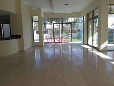 5 Bedroom Villa for Rent in Al Mushrif, Abu Dhabi - Garage