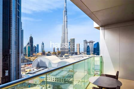 2 Bedroom Apartment for Rent in Downtown Dubai, Dubai - Brand New |  Great View  | All Inclusive
