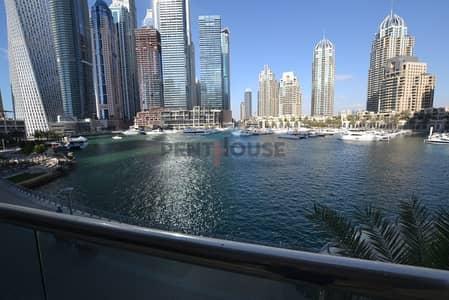 1 Bedroom Apartment for Rent in Dubai Marina, Dubai - Terrace Apt 1 Bed Bang on   Marina Water