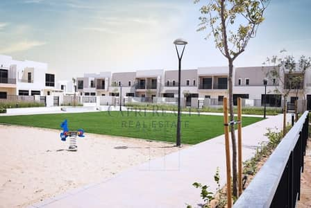 3 Bedroom Villa for Sale in Town Square, Dubai - |15 mins from SZR |0% COMMISSION |NSHAMA