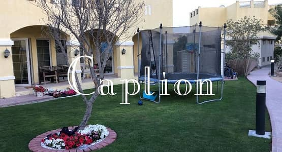 2 Bedroom Villa for Rent in Dubailand, Dubai - WONDERFUL GROUND FLOOR 2 BEDS IN AL WAHA FOR RENT