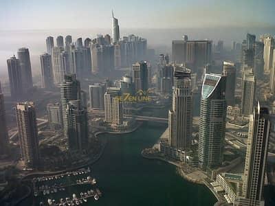 2 Bedroom Flat for Sale in Dubai Marina, Dubai - Marina & Sea View 2 Bed w/ Equipped Kitchen