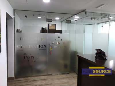 Fitted Furnished Office for Rent Right Now