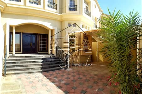 5 Bedroom Villa for Rent in Mohammed Bin Zayed City, Abu Dhabi - LUXURY 5 MASTER BED VILLA W/PRIVATE ENTRANCE