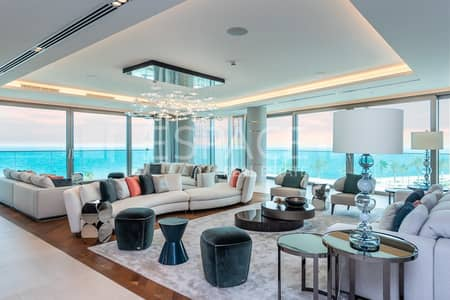 3 Bedroom Apartment for Sale in Palm Jumeirah, Dubai - Full Sea View Top Quality Luxurious 3bd Penthouse