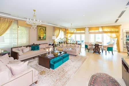 5 Bedroom Villa for Rent in Jumeirah Park, Dubai - AVAILABLE FROM 1 APRIL 5 BEDROOMS BIG PLOT
