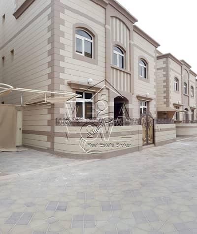 6 Bedroom Villa for Rent in Mohammed Bin Zayed City, Abu Dhabi - MEGA OFFER !! 6 MASTER BED VILLA W/KITCHEN AND MAID OUTSIDE