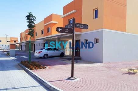 3 Bedroom Villa for Rent in Al Reef, Abu Dhabi - Brand New Villas ! 3Beds w/ Huge Backyard in Al Reef2