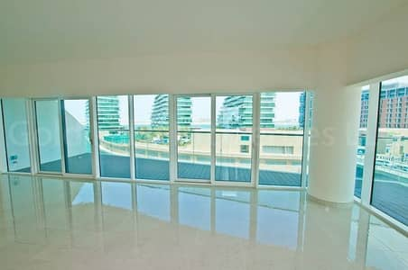 3 Bedroom Apartment for Rent in Al Raha Beach, Abu Dhabi - Best Deal! 3br with Full Sea View