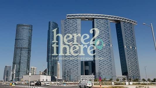 فلیٹ 1 غرفة نوم للايجار في جزيرة الريم، أبوظبي - Fully Furnished! 1br Apartment in Gate Tower For 65K Only.