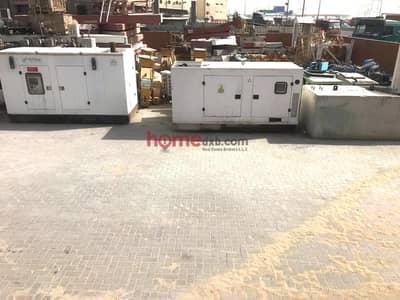 Industrial Land for Rent in Al Quoz, Dubai - Huge Commercial  Yard