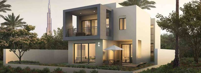 4 Bedroom Villa for Sale in Dubai Hills Estate, Dubai - OWN YOUR VILLA PAY 10% NOW AND 90% ON 4 YEARS INSTALLMENTS ON AL KHAIL ROAD IN DUBAI