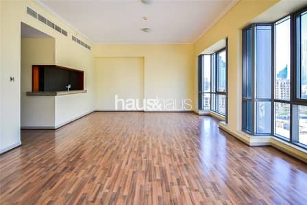 2 Bedroom Flat for Rent in Downtown Dubai, Dubai - Great Deal| Wooden Floors | Chiller Free