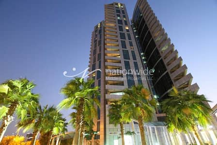 3 Bedroom Apartment for Rent in Danet Abu Dhabi, Abu Dhabi - 4 Cheques 3 BR Apartment w/ 0 Commission