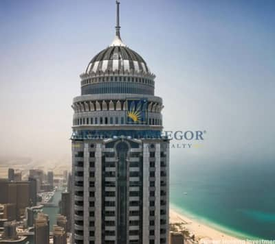 1 Bedroom Flat for Rent in Dubai Marina, Dubai - Unfurnished 1BR With Beautiful Views