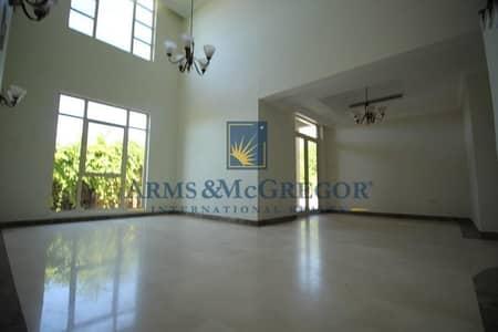 4 Bedroom Villa for Rent in Jumeirah Islands, Dubai - 4 bedroom plus maid villa