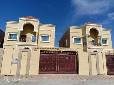 5 Bedroom Villa for Sale in Al Mowaihat, Ajman - Brand new Villa opposite of mosque , Near All Services In very good finish