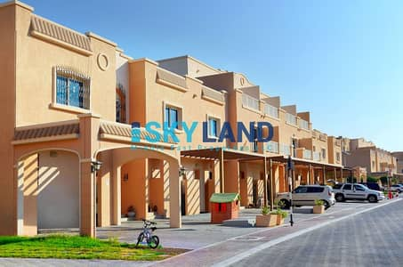 4 Bedroom Villa for Rent in Al Reef, Abu Dhabi - hurry up special offer 4 beds double row