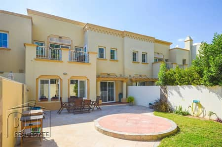 3 Bedroom Villa for Rent in The Springs, Dubai - 2M | Park Backing | Immaculate Condition