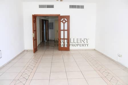 3 Bedroom Apartment for Rent in Airport Street, Abu Dhabi - Neat and Fully Maintained 3 Bedroom Apartment with Parking