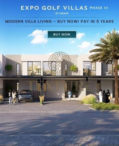 3 Bedroom Villa for Sale in Dubai South, Dubai - **Expo Golf Villas by Emaar w/ Payment plan**