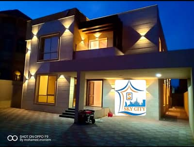 5 Bedroom Villa for Sale in Al Rawda, Ajman - stop paying for rent and own your villa on ajman