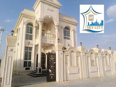 5 Bedroom Villa for Sale in Al Mowaihat, Ajman - free holad nice modern villa on ajman near SHK MOHAMED BEN ZAYED ROAD