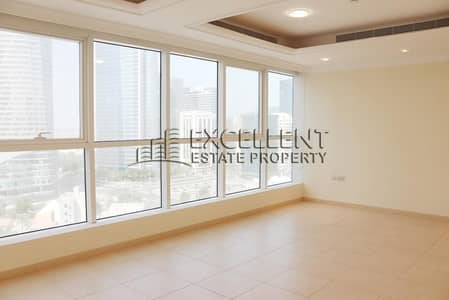 3 Bedroom Apartment for Rent in Corniche Road, Abu Dhabi - Homey and Lifestyle 3 Master Bedroom Apartment