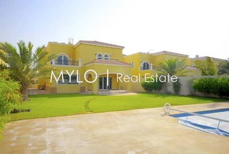 4 Bedroom Villa for Sale in Jumeirah Park, Dubai - District 4  | 4  bed  | Vastu compliant