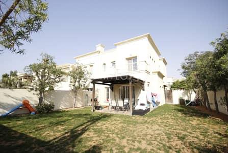 3 Bedroom Villa for Rent in The Springs, Dubai - Feb 15th Single Row 3E Landscaped Garden
