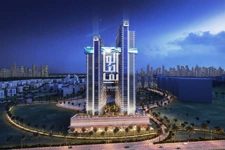 2 Bedroom Flat for Sale in Al Barsha, Dubai - OWN your apartment with a privet pool only 10% installment