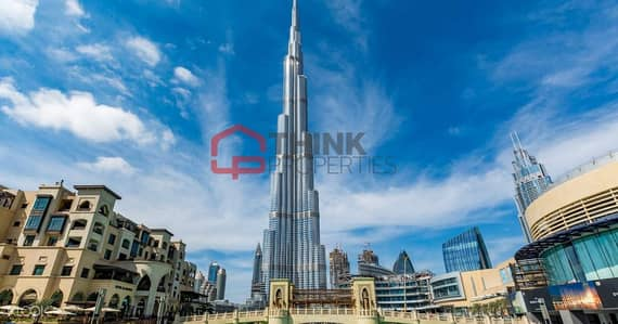 2 Bedroom Flat for Rent in Downtown Dubai, Dubai - Type A 2BR For Rent @175K in Burj Khalifa