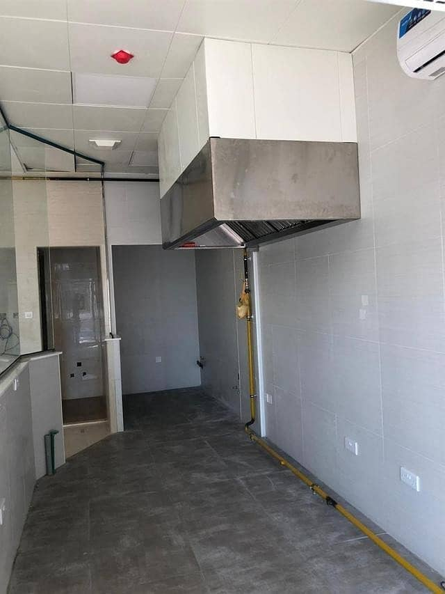 2 FULLY FITTED CAFETERIA WITH ALL APPROVALS FOR SALE IN INTERNATIONAL CITY