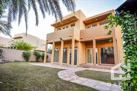 3 Bedroom Villa for Sale in Arabian Ranches, Dubai - NEAR POOL! / Vacant Type 8A / Landscaped