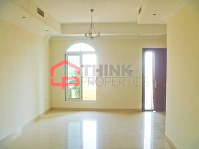 3 Bedroom Townhouse for Rent in Jumeirah Village Circle (JVC), Dubai - Spacious 3BR+M TH Middle Plot Mirabella 8 JVC