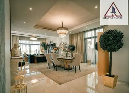 3 Bedroom Villa for Sale in DAMAC Hills (Akoya by DAMAC), Dubai - HURRY UP!READY TO  MOVE 3BR GOLF COURSE VILLA ..FULLY FURNISHED..PAY INSTALMENTS NEXT 2 YRS!!