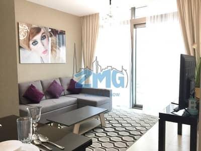 1 Bedroom Flat for Rent in Dubai Marina, Dubai - Professionally Designed Fully Furnished 1 Bedroom