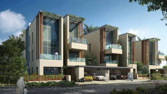 4 Bedroom Villa for Sale in Meydan City, Dubai - 3 BR VILLA WITH A MAID/READY TO MOVE-MEYDAN-AMAZING VIEWS FOR ELITE!!