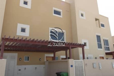 2 Bedroom Townhouse for Sale in Al Raha Gardens, Abu Dhabi - Lowest Price 3 Bedroom Townhouse in Al Raha Gardens
