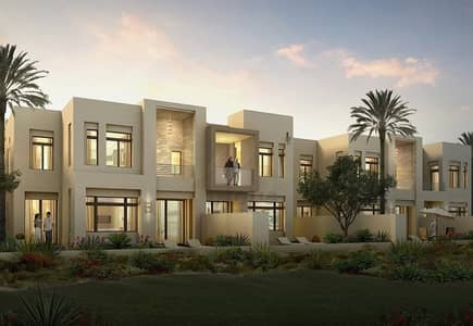 3 Bedroom Villa for Rent in Reem, Dubai - Brand New Corner Unit Type J, Mira Oasis