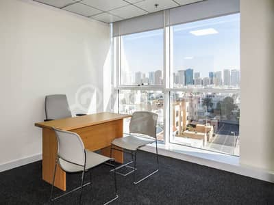 Office for Rent in Al Muroor, Abu Dhabi - Operated and Handle by the owner | Commercial Offices for Rent Located in Muroor Road