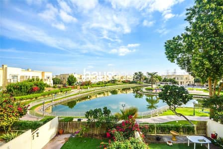 2 Bedroom Villa for Rent in The Springs, Dubai - Full Lake View | Type 4M | Available Now